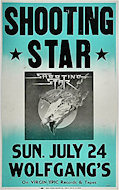 Shooting Star Poster