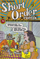 Short Order Comix #1 Comic Book