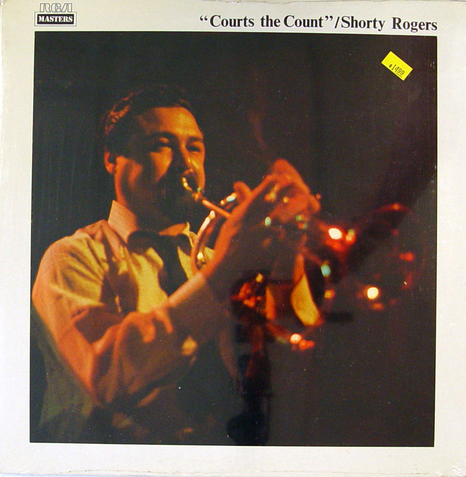 """Shorty Rogers Vinyl 12"""" (New)"""