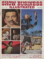 Show Business Illustrated Magazine October 17, 1961 Magazine