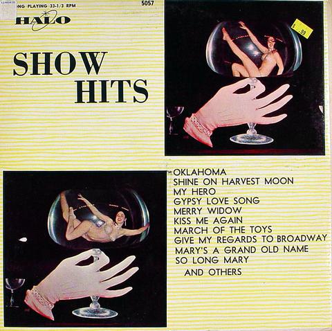 "Show Hits Vinyl 12"" (Used)"