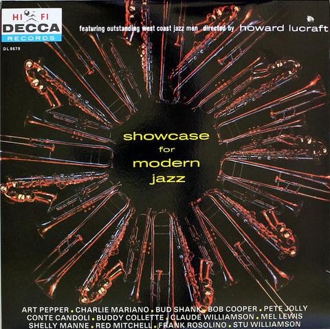 "Showcase For Modern Jazz Vinyl 12"" (Used)"