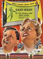 Shrine All Star East - West Classic No. 27 Magazine