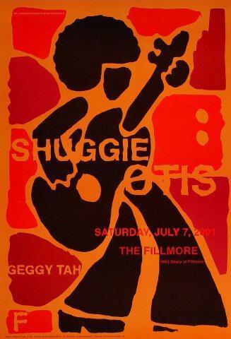 Shuggie Otis Poster
