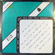 "Sidney Bechet Group / Count Basie Rhythm Section / Sullivan Band Vinyl 12"" (New)"