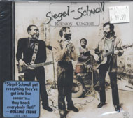 Siegel-Schwall Band CD