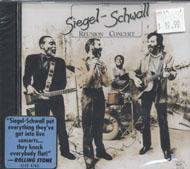 Siegel-Schwall Band CD