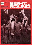 Sight And Sound Magazine September 1975 Magazine