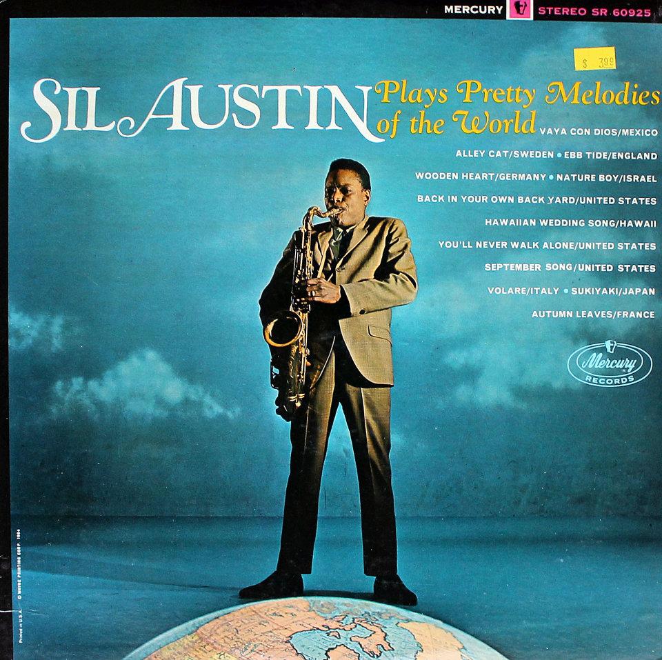 """Sil Austin Vinyl 12"""" (Used)"""