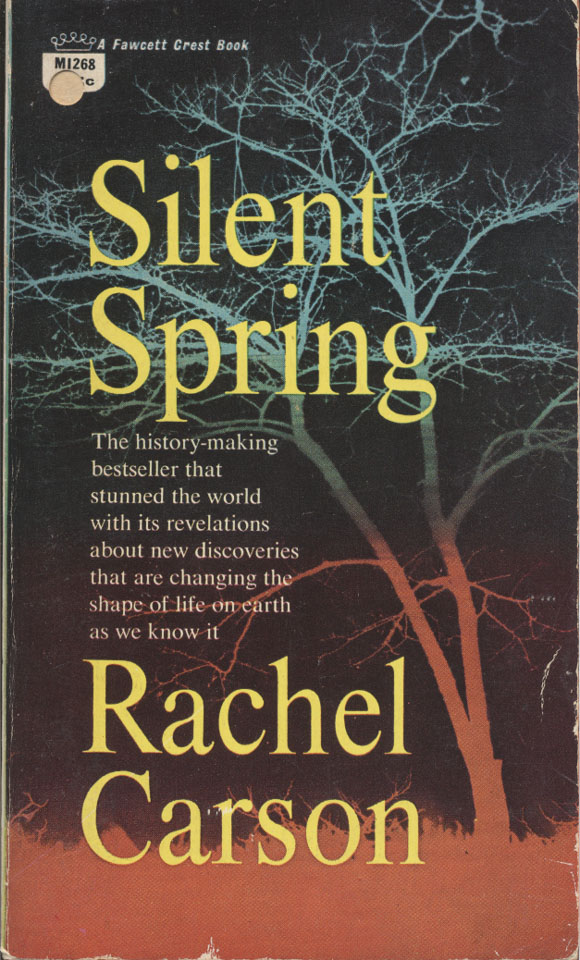 an analysis of silent spring by rachel carson Silent spring is often subject to much praise but little thorough analysis the section of this website of carson's malaria legacy addresses carson's statements on ddt and public health.