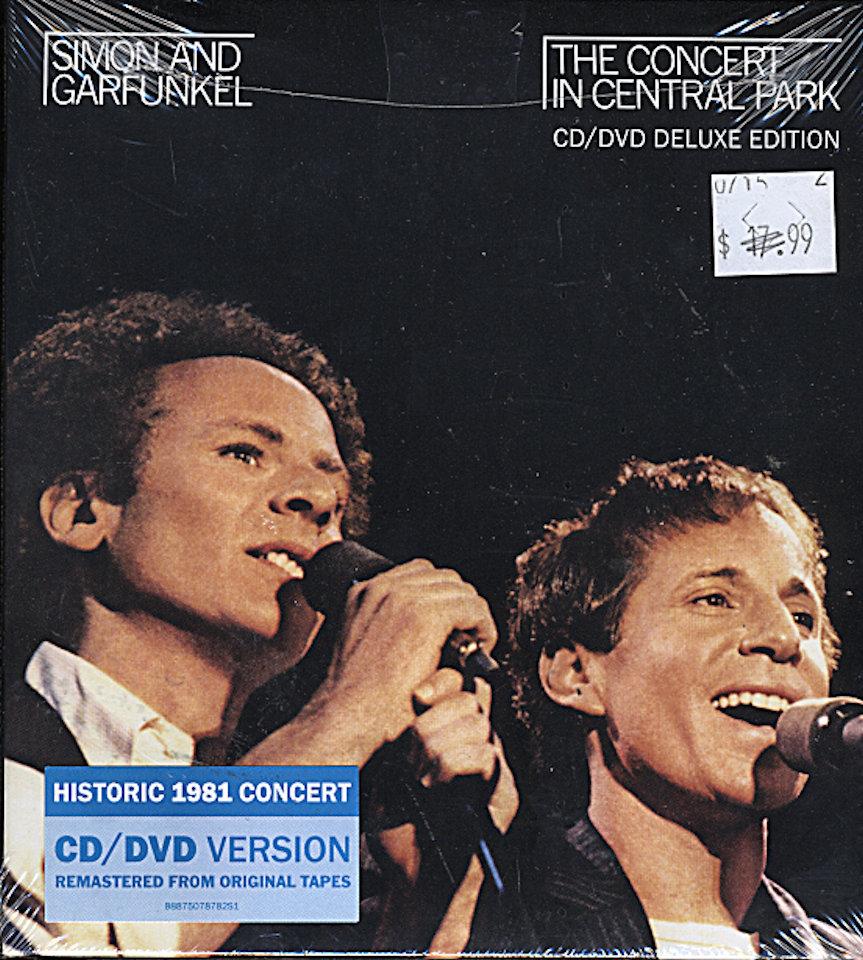 Simon & Garfunkel DVD