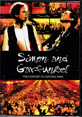 Simon and Garfunkel DVD