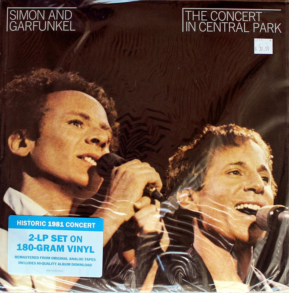 "Simon And Garfunkel Vinyl 12"" (New)"