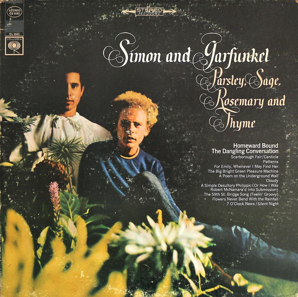 """Simon & Garfunkel Vinyl 12"""""""