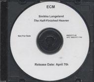 Sinikka Langeland CD