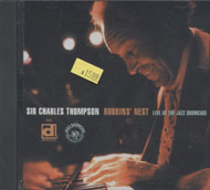 Sir Charles Thompson CD