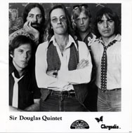 Sir Douglas Quintet Promo Print