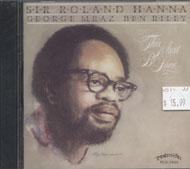 Sir Roland Hanna CD