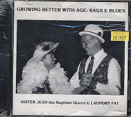 Sister Jean The Ragtime Queen CD
