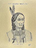 Sitting Bull Poster