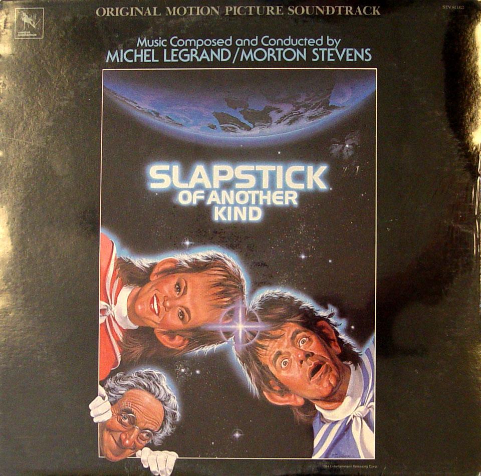 "Slapstick Of Another Kind Vinyl 12"" (New)"