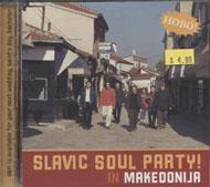 Slavic Soul Party! CD