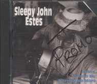 Sleepy John Estes CD