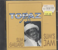 Slim Gaillard CD