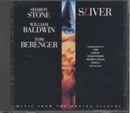 Sliver Soundtrack CD