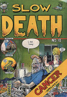 Slow Death #10 Comic Book