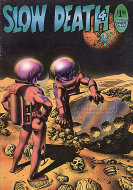 Slow Death #4 Comic Book
