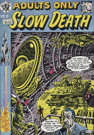 Slow Death #6 Comic Book
