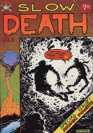 Slow Death #9 Comic Book