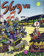 Slug VII Comic Book