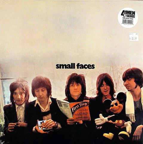 "Small Faces Vinyl 12"" (New)"