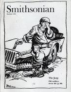 Smithsonian Magazine Vol. 23 No. 8 Magazine