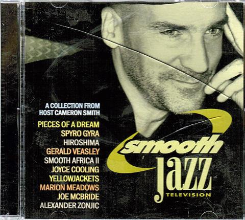 Smooth Jazz Television CD