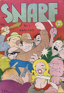 Snarf #1 Comic Book