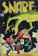 Snarf #5 Comic Book