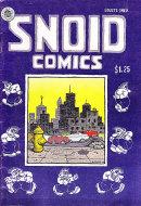 Snoid Comics Comic Book