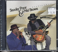Snooky Pryor & Mel Brown CD