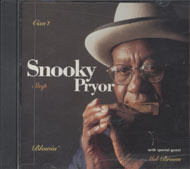 Snooky Pryor CD