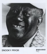 Snooky Pryor Promo Print