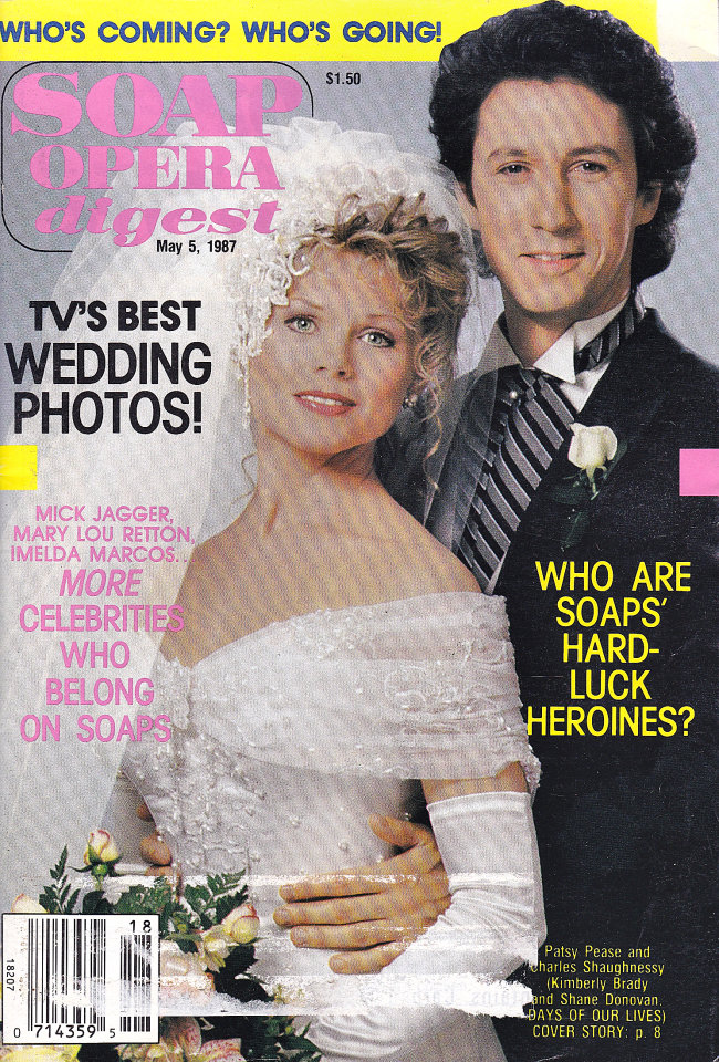 Soap Opera Digest May 5,1987