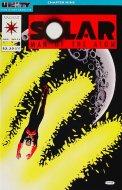 Solar, Man Of The Atom Comic Book