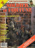 Soldier Of Fortune Vol. 15 No. 5 Magazine