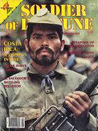 Soldier of Fortune Vol. 8 No. 8 Magazine