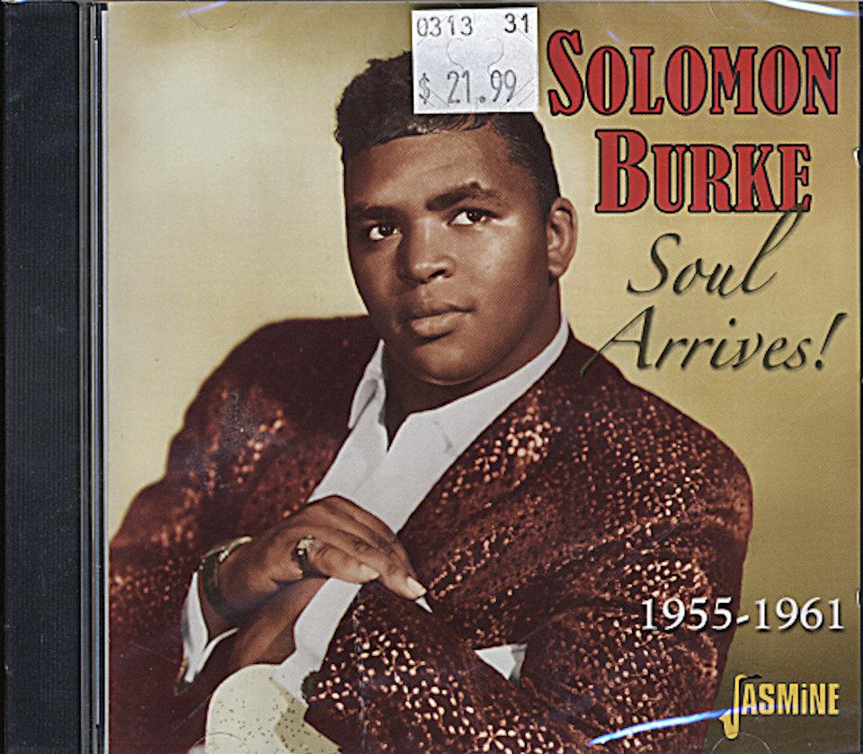 Solomon Burke CD