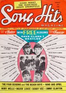 Song Hits Magazine August 1964 Magazine