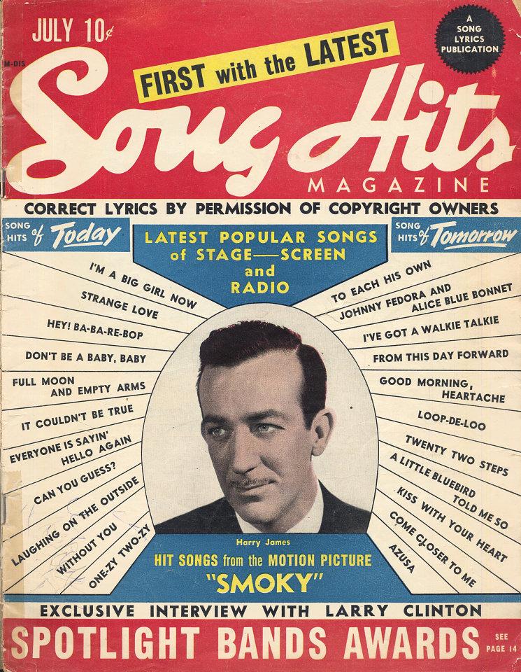 Song Hits Vol. 10 No. 2